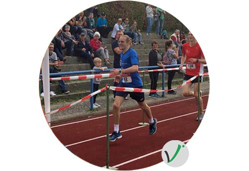 Pfiinztallauf 2019 Lukas Ehmann Berghausen Vitale Akademie Laufkurs