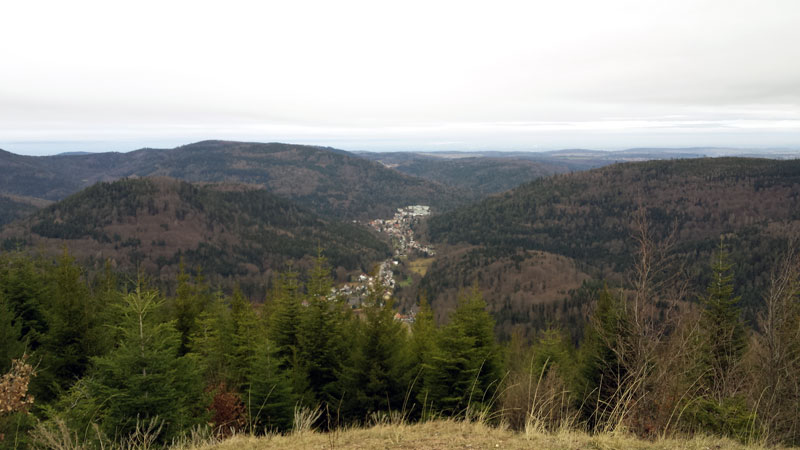 Westweg Etappe 2 Schwarzwald Lukas Ehmann