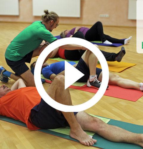 Rückenschule Online Kurs Training Fitness Baden Königsbach-Stein Wilferdingen