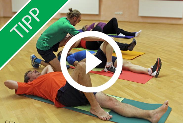 Rückenschule Online Kurs Training Fitness Baden Königsbach-Stein Wilferdingen Probetraining gratis Kurs