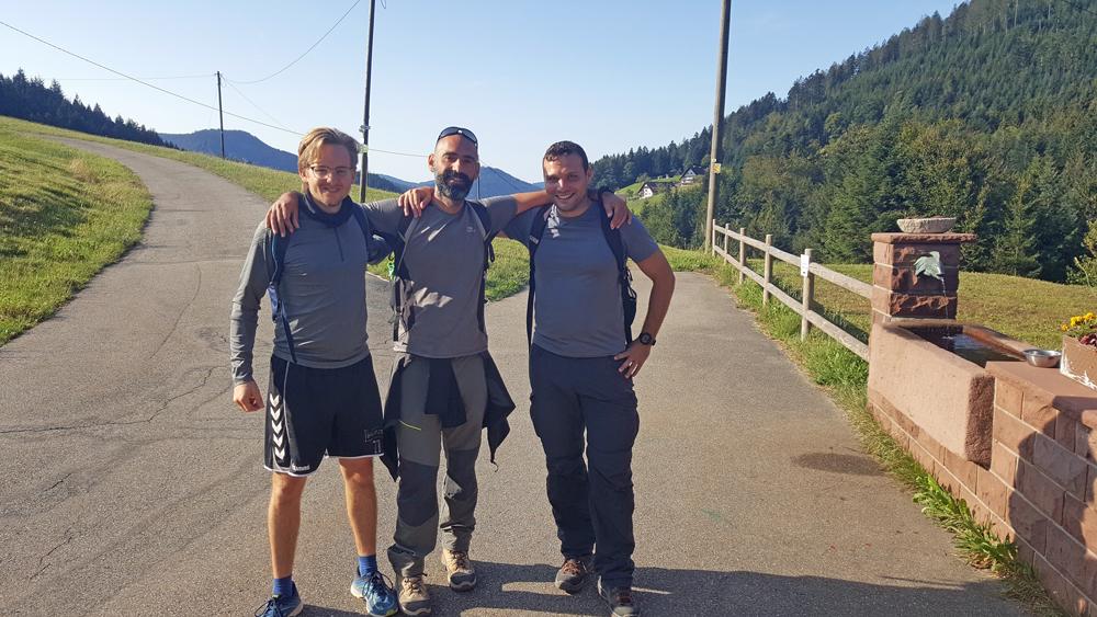 Herbstwasen Westweg Etappe 5 Alexanderschanze Unterstmatt 2020 Lukas Ehmann